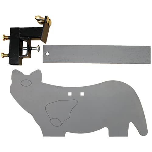 AR500 Animal Steel Target Packages