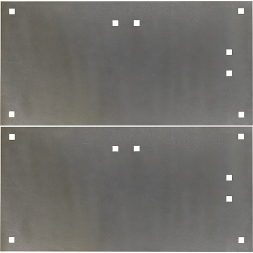 AR500 Steel Square targets