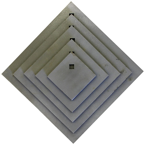 AR500 Steel Square Target Packages