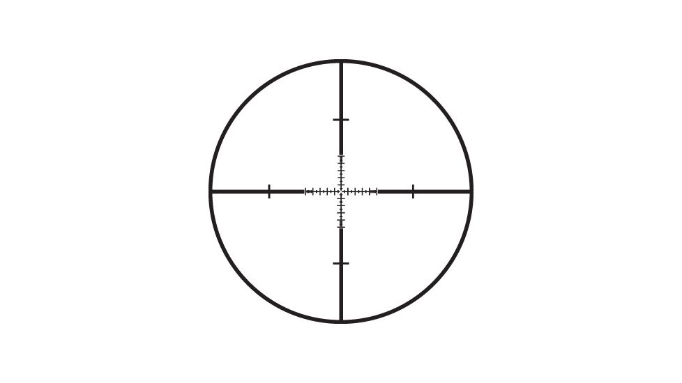 Leupold VX-3i LRP 8.5-25x50mm (30mm) Side Focus MIL FFP TMR Reticle