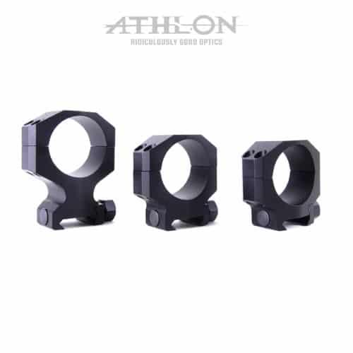 Athlon Precision Rings