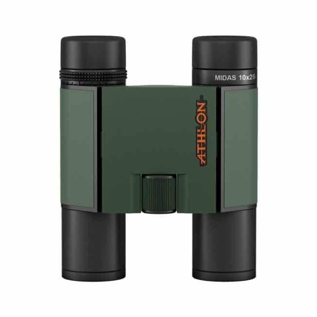 Midas BTR Gen2 1-6x24 and 10x25 Midas Binocular Combo