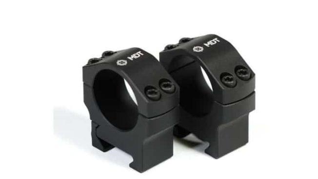 MDT 30mm Premier Scope Rings: Low
