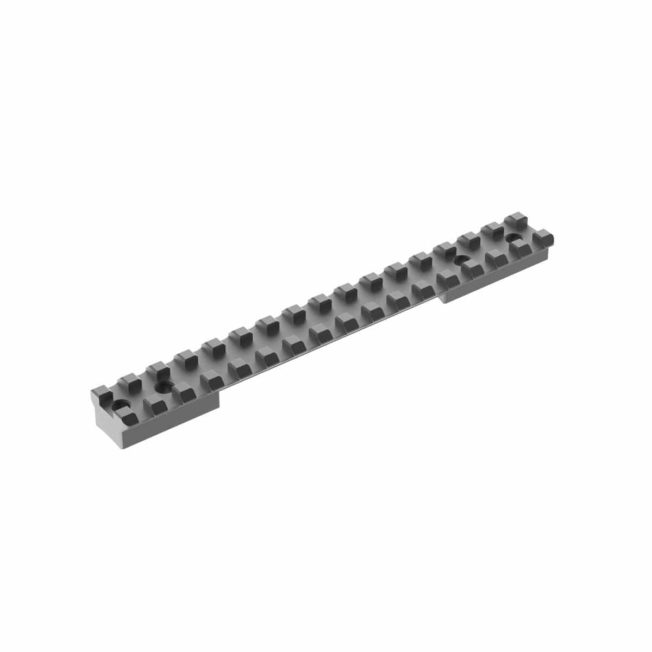 Audere Savage Long Action Steel 30 Moa Picatinny Rail