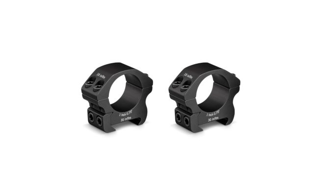 PRO SERIES 1 INCH RINGS - Low
